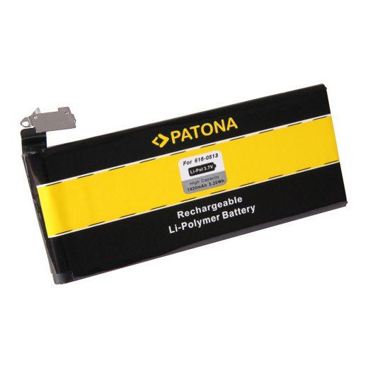 Apple iPhone 4 / 4G akkumulátor - Patona