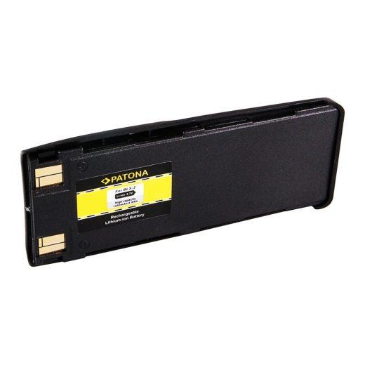 Nokia BPS-2, BLS-2, BMS-2  akkumulátor - 3,7V 1250 mAh - Patona