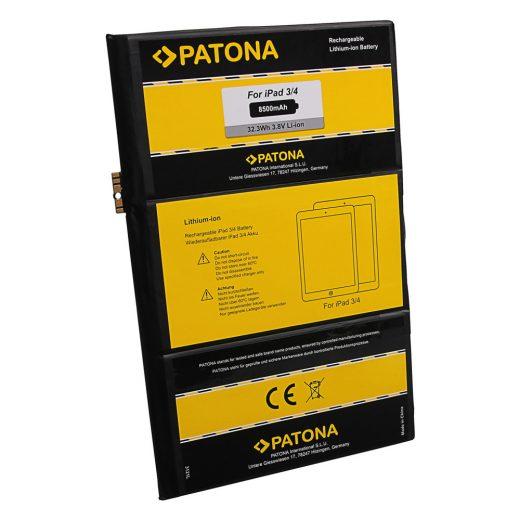 Apple iPAD 3, iPAD 4 akkumulátor - Patona