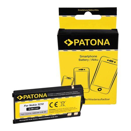 Nokia BML-3 akkumulátor - 2,4V 1200 mAh - Patona