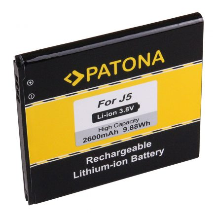 Samsung Galaxy Grand Prime, J5 akkumulátor - Patona