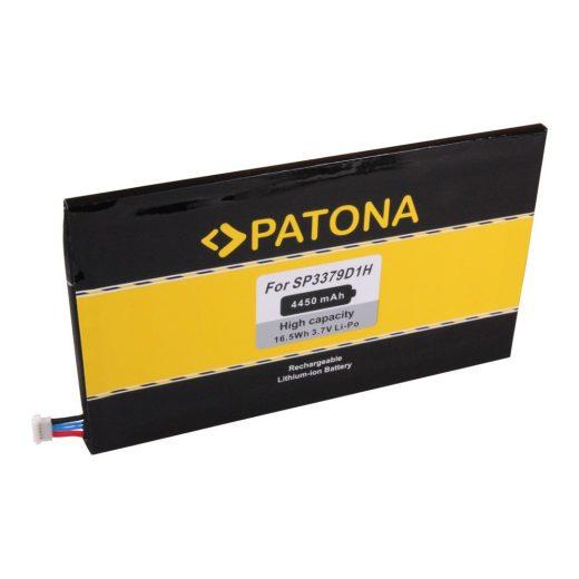 Samsung Galaxy Tab 3 akkumulátor - Patona