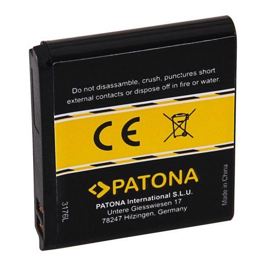 Nokia BP-6X akkumulátor - 3,7V 700 mAh - Patona