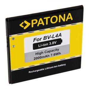 Nokia BV-L4A akkumulátor - 3,8V 2000 mAh - Patona