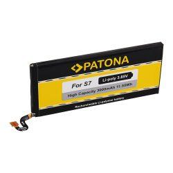 Samsung Galaxy S7 akkumulátor - Patona