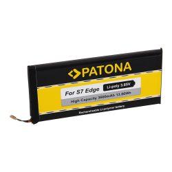 Samsung Galaxy S7 Edge akkumulátor - Patona