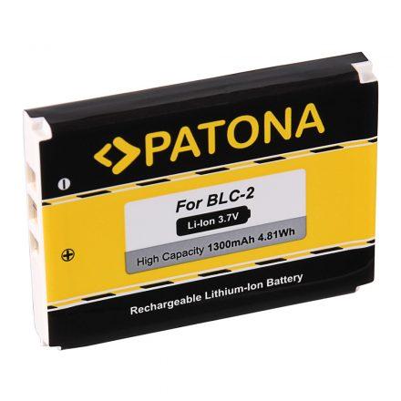 Nokia BLC-2 akkumulátor - 3,7V 1300 mAh - Patona