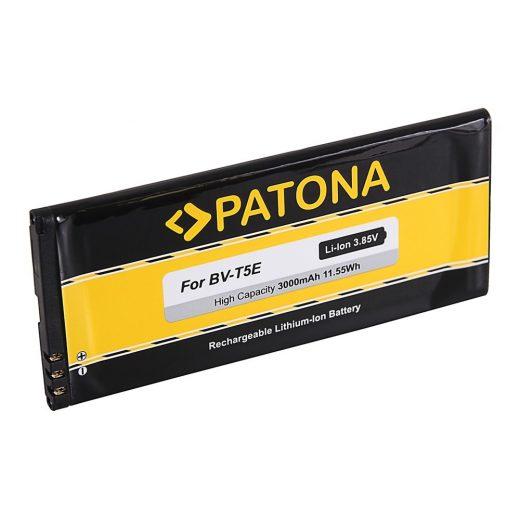 Nokia BV-T5E akkumulátor - 3,7V 3000 mAh - Patona