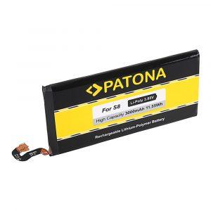 Samsung Galaxy S8 akkumulátor (EB-BG950ABA) - Patona