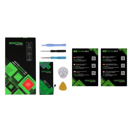 Apple iPhone 8 8G akkumulátor - Szerelőkészlettel - Patona Premium