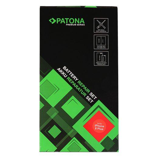 Apple iPhone 8 Plus akkumulátor - Szerelőkészlettel - Patona Premium