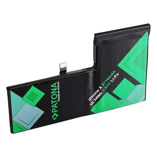 Apple iPhone X akkumulátor - Szerelőkészlettel - Patona Premium