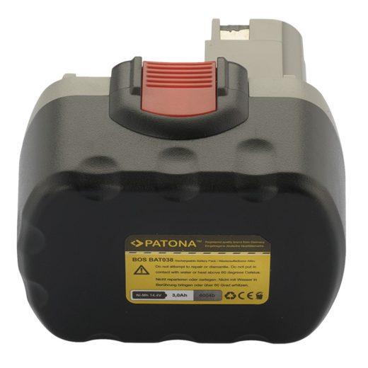 Bosch 14,4V 3000 mAh NiMH akkumulátor - Patona