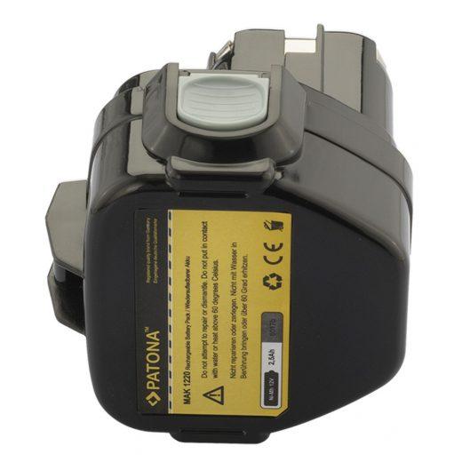 Makita 1220 - 12V 2500 mAh NiMH akkumulátor - Patona