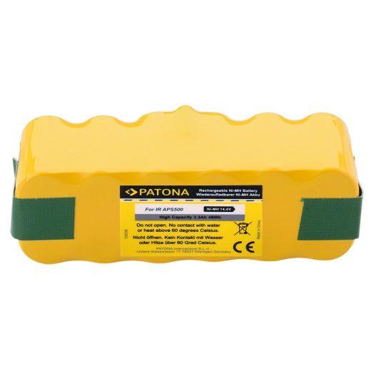 iRobot Roomba 80501 akkumulátor - 14.4V 3300 mAh - Patona