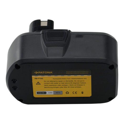 Ryobi RB18L15 BPL18151 akkumulátor - Patona