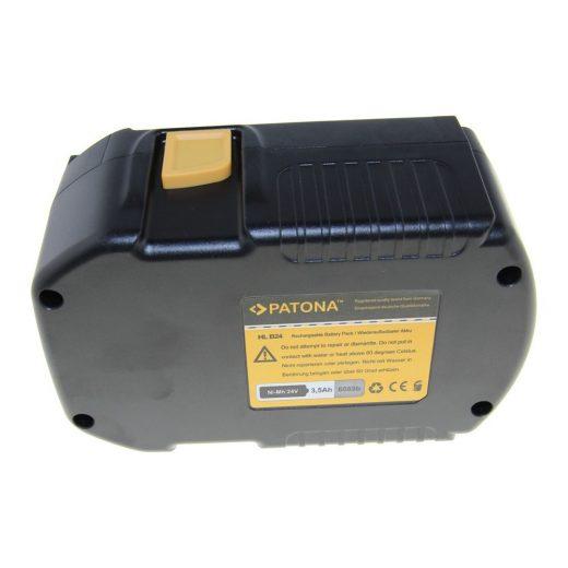 Hilti SFL24 24V 3500 mAh NiMH akkumulátor - Patona