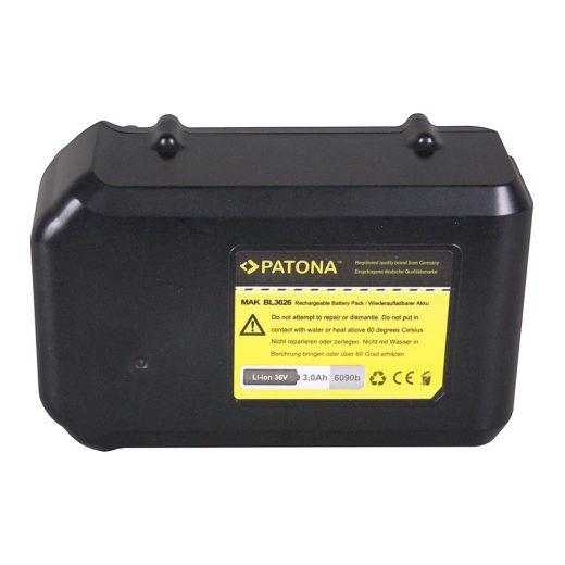 Makita BL3626 - 36V 3000 mAh Li-Ion akkumulátor - Patona