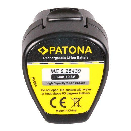 Metabo 625439 - 10.8V 2000 mAh Li-Ion akkumulátor - Patona