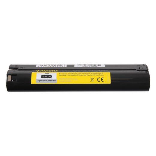 Makita 9001 - 9,6V 2500 mAh NiMH akkumulátor - Patona
