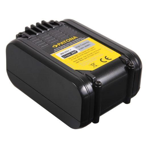 Worx WA3551.1 akkumulátor - Patona