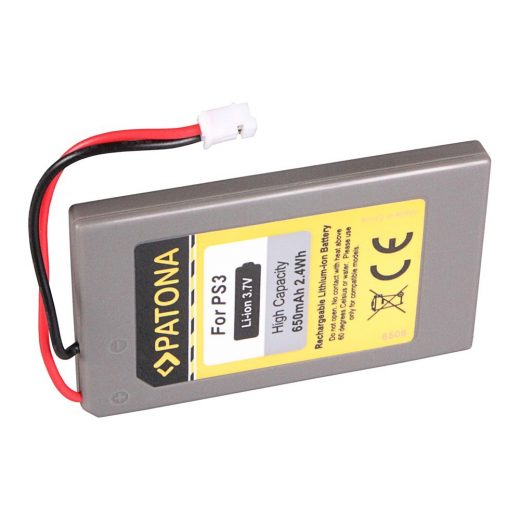 Sony PS3 Li-Ion akkumulátor 3,7V 650 mAh - Patona