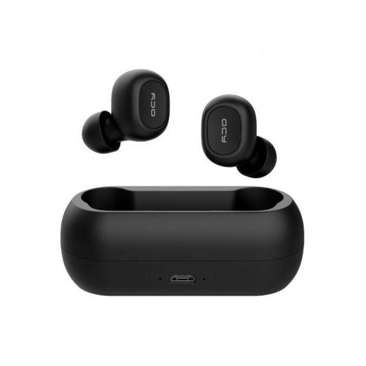 QCY T1C TWS Vezeték Nélküli Bluetooth 5.0 Fülhallgató - Fekete