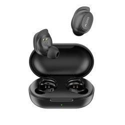 QCY T9 TWS Vezeték Nélküli Bluetooth 5.0 Fülhallgató - Fekete