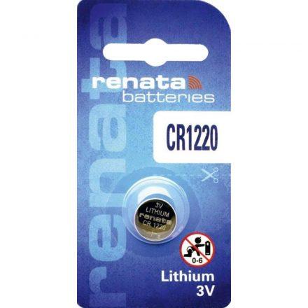 Renata CR1220 Lítium Gombelem