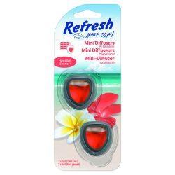 Refresh Your Car - Hawaiian Sunrise - Autóillatosító Mini Diffúzor