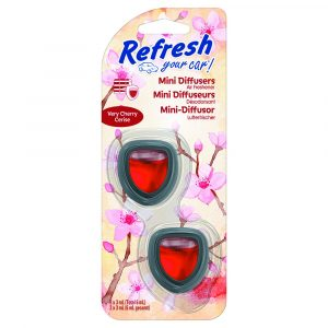 Refresh Your Car - Very Cherry - Autóillatosító Mini Diffúzor