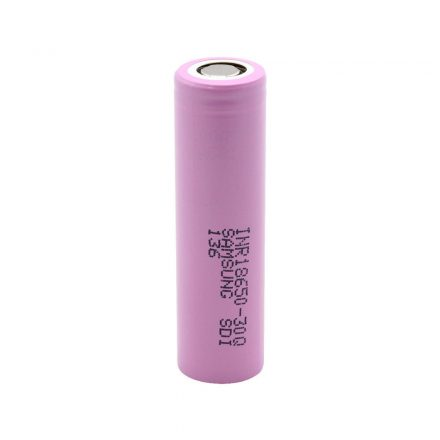 Samsung INR18650-30Q 3000 mAh Li-Ion akkumulátor