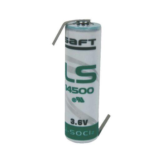 Saft LS14500 3,6V Lítium AA Elem Z forrfüllel