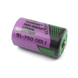 Tadiran SL-750/S 3,6V Lítium 1/2AA Elem