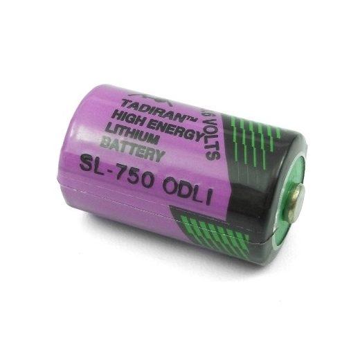 Tadiran SL-750/LS1250 3,6V Lítium 1/2AA Elem