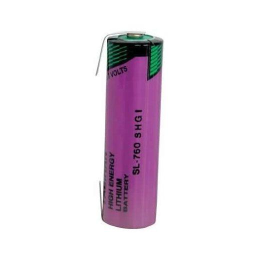 Tadiran SL-760/T 3,6V Lítium AA Elem forrfüllel