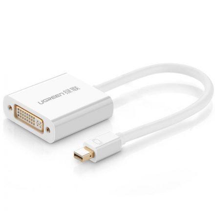 UGREEN Mini Display Port - DVI Átalakító Kábel - 15 cm