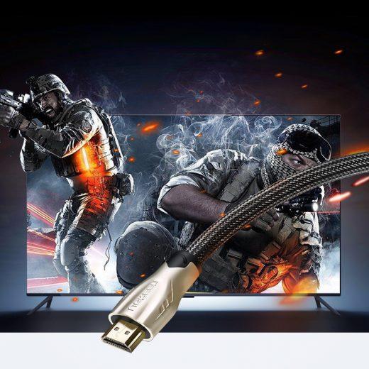 UGREEN HDMI 2.0 Kábel HD102 - 4K 60Hz HDR - 3m