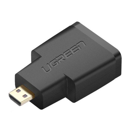 UGREEN Micro HDMI - HDMI Adapter - Fekete
