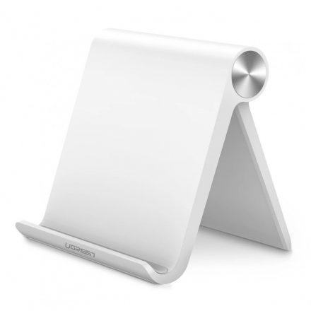 UGREEN LP106 Asztali Telefon Tartó - Fehér