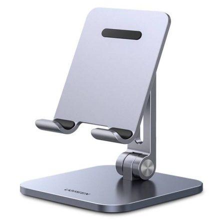 UGREEN LP134 Asztali Telefon Tartó - Összecsukható, Alumínium - Szürke