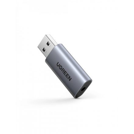 UGREEN Audio Adapter USB 2.0 - 3,5mm Jack