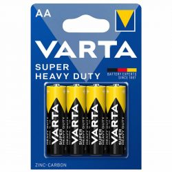Varta Superlife Féltartós AA Ceruza Elem - 4 db