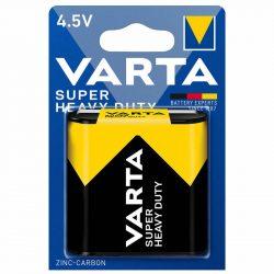 Varta Superlife 2012 Féltartós 4,5V Lapos Elem