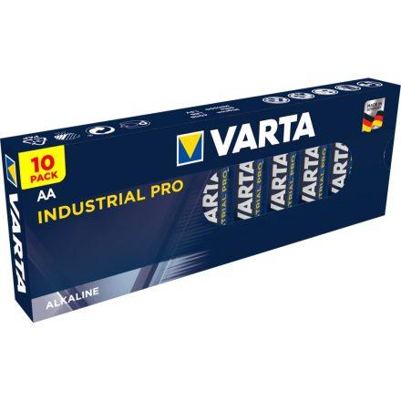 Varta Industrial Pro 4006 AA LR6 Ceruza Elem x 10 db