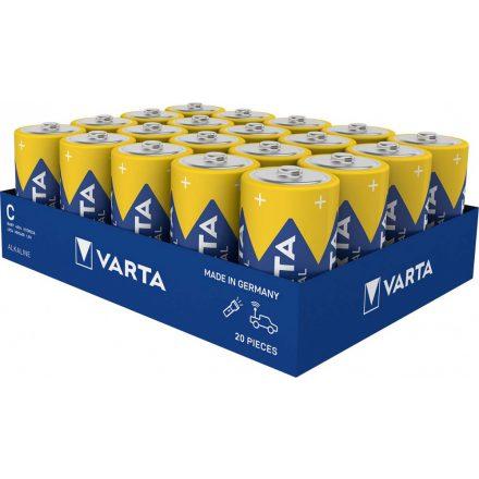 Varta Industrial Pro 4014 C LR14 Baby Elem x 20 db