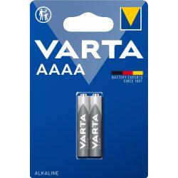 Varta  AAAA Elem - 2 db