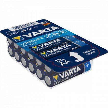 Varta Longlife Power AA Ceruza Elem - 12 db