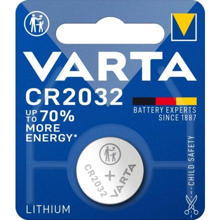 Varta CR2032 Lítium Gombelem