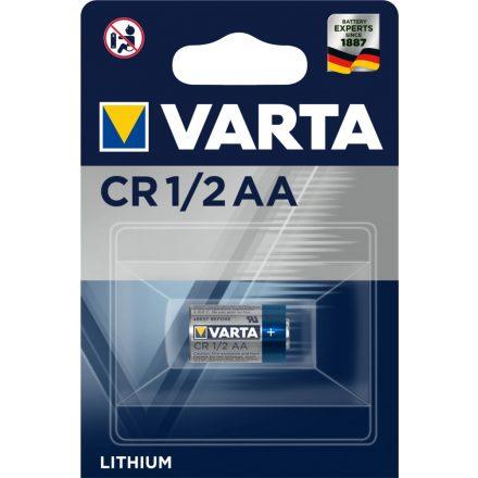 Varta CR1/2AA 6127 3V Lítium Elem B1